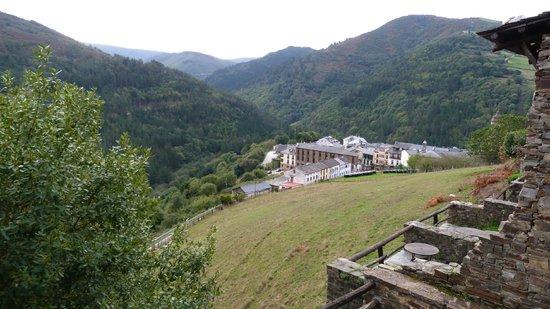 Hotel La Rectoral de Taramundi: Taramundi desde La Rectoral