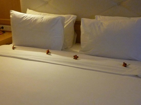 Erboy Hotel: белье и качество уборки  отличное