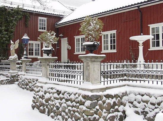 Lysko Gjestegaard: vinter