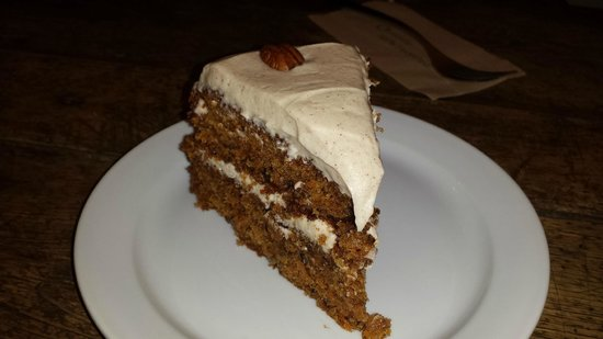 The Barcelona Taste: mmm carrot cake