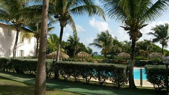 Alamanda Resort: View from room