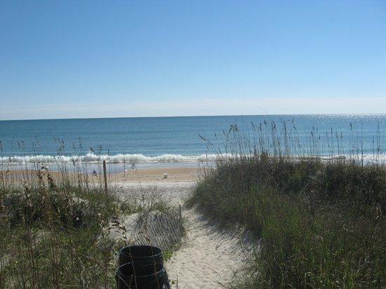 Hampton Inn & Suites Jacksonville: 20-25 minutes away