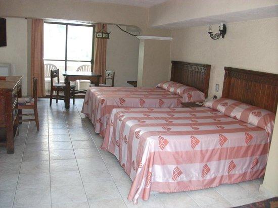 Hotel Maria Eugenia: habitaciones amplias
