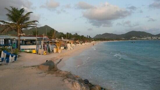 Alamanda Resort: Orient Beach