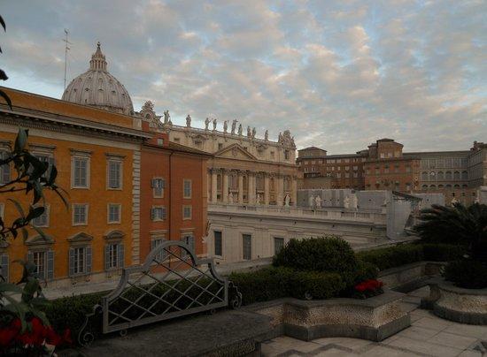 Residenza Paolo VI: Terrace View