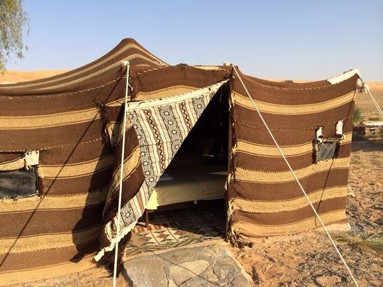 1000 Nights C& bedouin tent & bedouin tent - Picture of 1000 Nights Camp Wahiba Sands - TripAdvisor