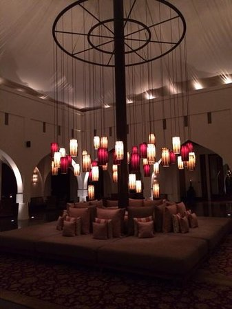 The Chedi Muscat – a GHM hotel : reception