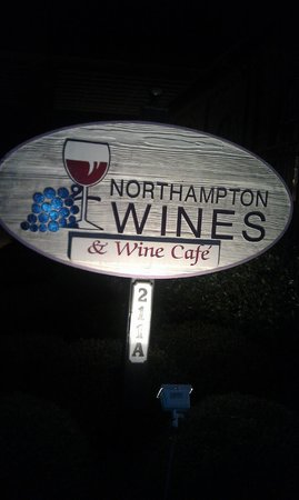 Northampton Wine Cafe: Northampton Wines & Wine Cafe'
