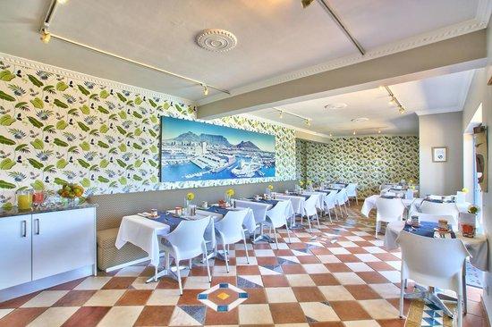 Ocean View House: Breakfast room