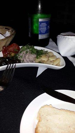 La Maltija: Appetisers
