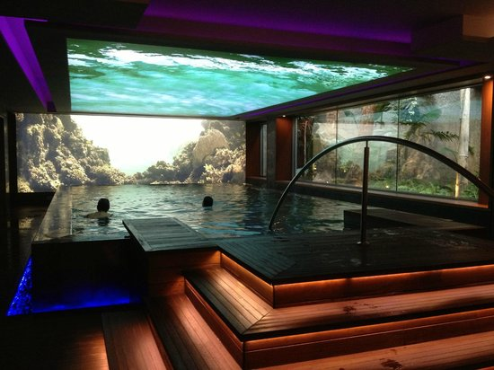 Hotel MIM Sitges: Spa