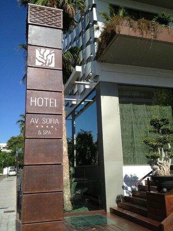 Hotel MIM Sitges: Hotel