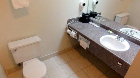 Best Western Plus Hotel Albert Rouyn-Noranda: Simple, but clean