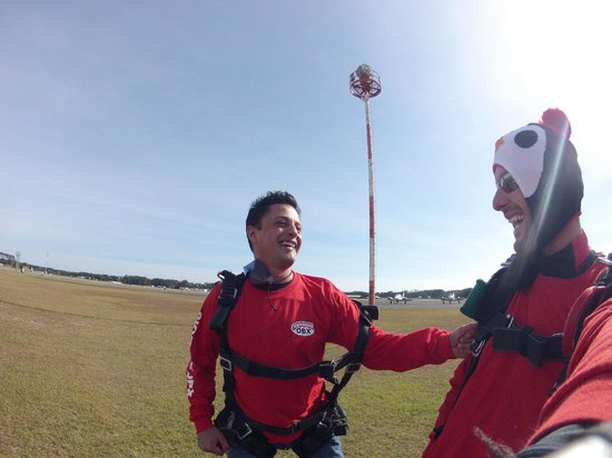 Skydive OBX : Back down to Earth