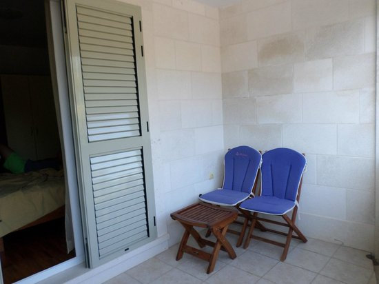 Hotel Villa Daniela: Balcony