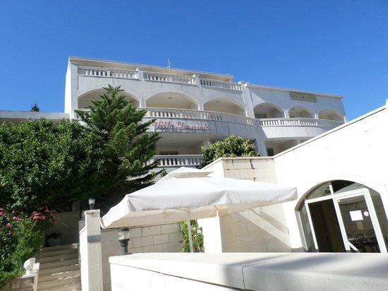Hotel Villa Daniela: Villa