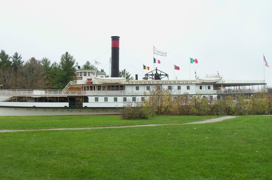 Shelburne Museum: The Ticonderoga