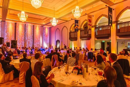 Dromoland Castle Hotel: Wedding Reception