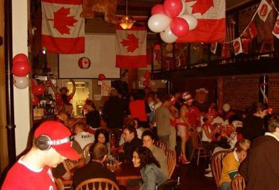 Samesun Vancouver: mucha fiesta !!