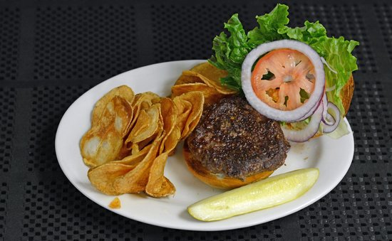 Moose's Tavern: Certified Angus Beef Burgers and Steaks