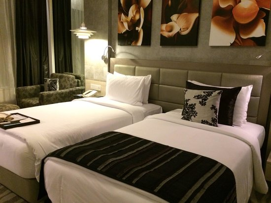 Park Plaza Bengaluru: View of a room with twins