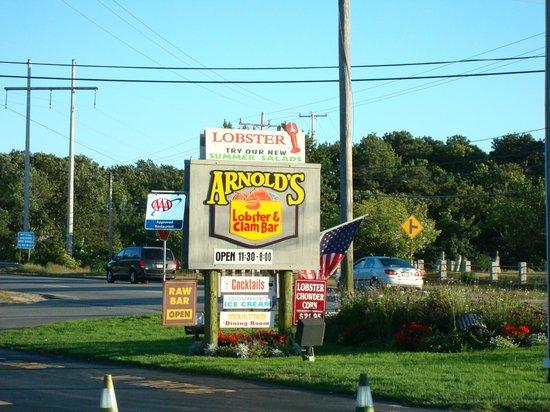 Arnold's Restaurant: Arnold's