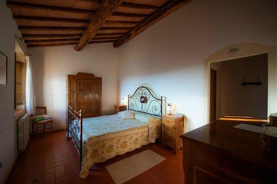 Agriturismo Il Rigo : Bedroom