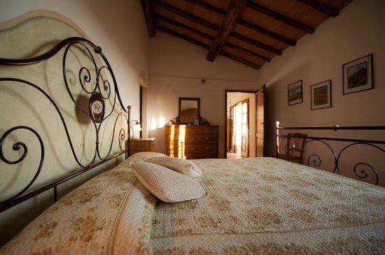 Agriturismo Il Rigo: Bedroom