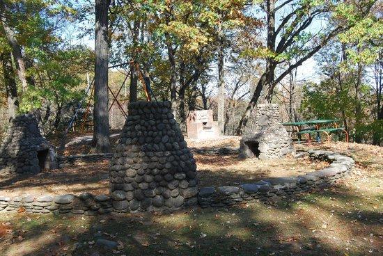 Seamon Park: Fire Pits