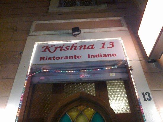 Krishna 13: Insegna