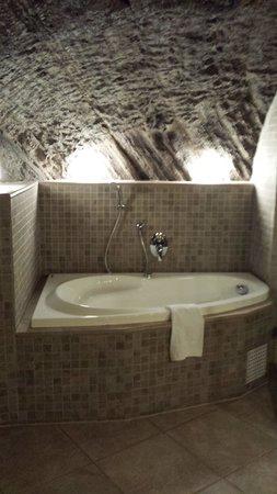 Hoffmeister & Spa: En del av badrummet