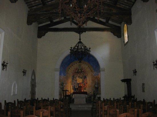 Chapel Picture Of Castello Di Amorosa Calistoga