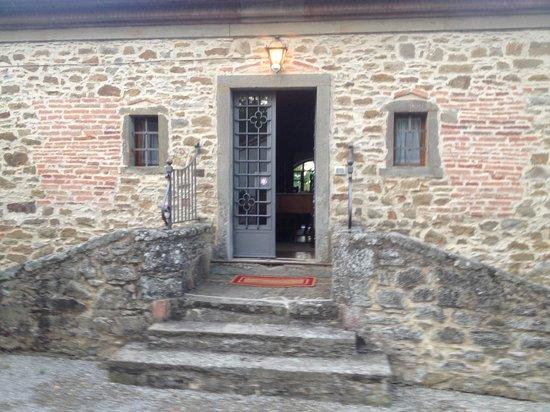 Villa Il Trebbio : Villa ginestre
