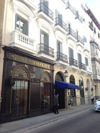 Only YOU Boutique Hotel Madrid : Fachada
