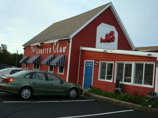 Lobster Claw restaurant