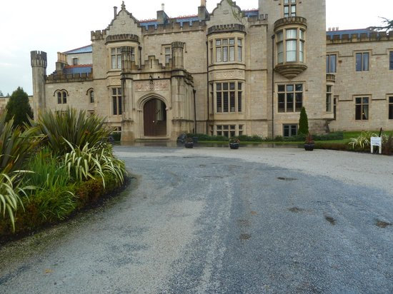 Lough Eske Castle, a Solis Hotel & Spa: A night in a castle