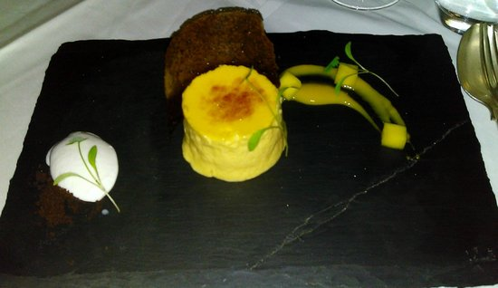 The Munster Room Restaurant: Dessert