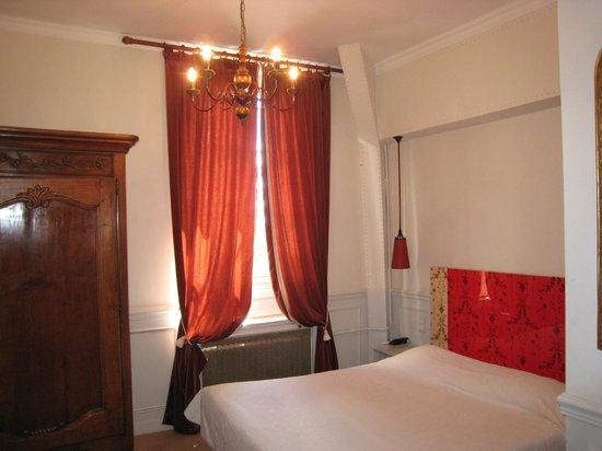 Hotel Château des Tertres : Chambre