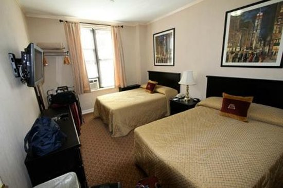 Radio City Apartments : Our room on the 10th floor