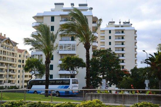 Duas Torres : Отель