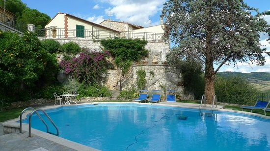 Hotel Villa Clodia: Relaxing in the garden