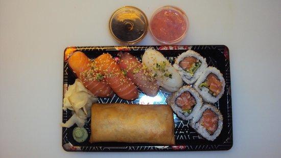 Osaka Sushi take away