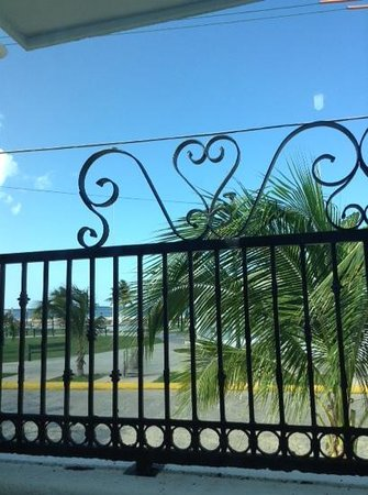 Progreso Beach Hotel: desde mi ventana