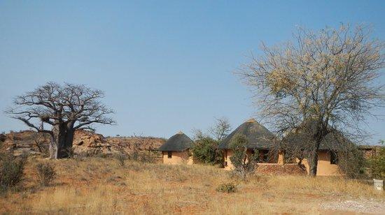 Mapungubwe Leokwe Rest camp