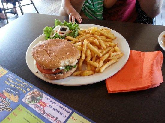 Havana: Formule Burger