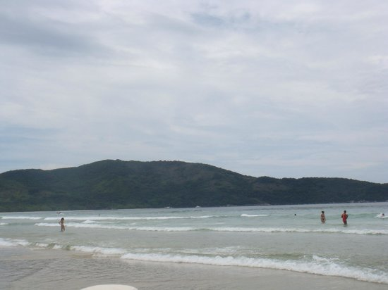 Ilha Grande, RJ: Praia Lopes Mendes