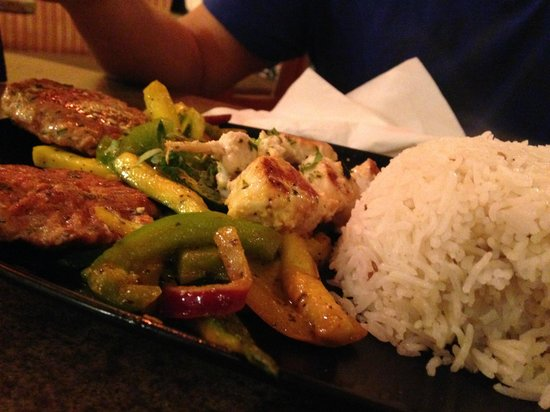 Tarka Indian Kitchen: Nice food!