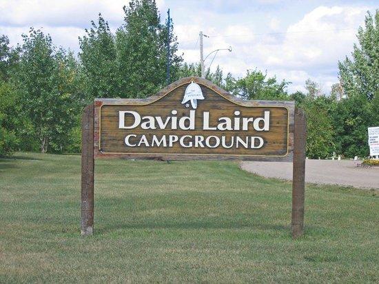 David Laird Campground