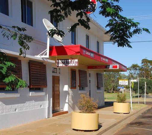 Warrego Hotel Motel