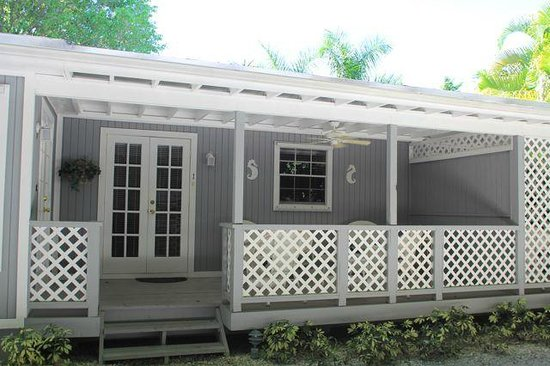 Seahorse Cottages: 1. Cottage #1